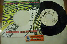 "ADRIANO CELENTANO""DO DAO-disco 45 giri CLAN 1975"" Ed.JB con STICK"