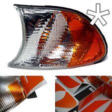 US - Design - Folie für weiße Blinker BMW E46 Cabrio und Coupé vorn rechts/links