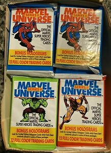 1991 Series 2 Marvel Universe Sealed Pack!!! -15% OFF! Newly Updated!!!!!!!!!!!!