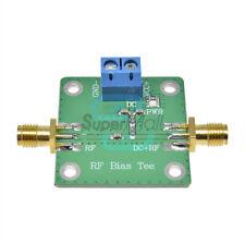 Bias Tee Breitband 10-6000mhz 6GHz FR Amateurfunk RTL SDR LNA Lownoise Amplifier