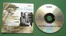 Charles Mackerras Conducts Eric Coates / Sullivan Overtures Vocalion CD