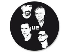 Pin Button Badge Ø38mm U2  Rock Bono