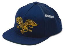 Vans Off The Wall Men's Grigsby Trucker Hat Cap - Dress Blue
