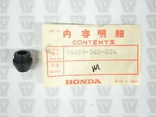 Honda NOS NEW 14455-369-004 Rubber Plug CB CJ CL CB360 CJ360 CL360