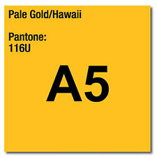 80 gsm A5 Coloraction printer & photocopier paper x 500 sheets GOLD HAWAII