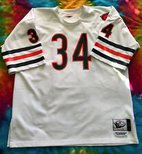 Chicago Bears NFL Authentic Throwback Mitchell & Ness Walter Payton 1983 Jersey