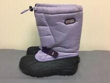SOREL Women's Snow Pack Purple Winter Boots Size 5