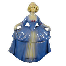 Porcelain Dresser Doll 