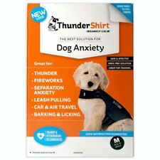 Thundershirt HGMT01 Classic Dog Anxiety Jacket, Size M