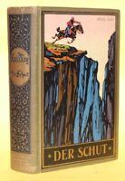 KARL MAY,DER SCHUT, FEHSENFELD,RADEBEUL BEI DRESDEN,1920,RAR