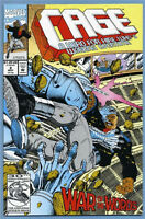 Cage #2 (May 1992, Marvel) Power Man Marcus McLaurin Dwayne Turner