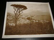 1926 LOTTO 4 FOTOGRAFIE ALINARI E.N.I.T. CAPRI SORRENTO NAPOLI AMALFI CAMPANIA