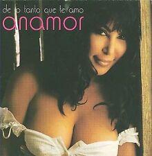 Anamor : De Lo Tanto Que Te Amo CD
