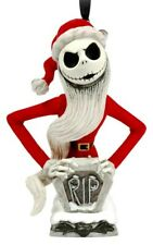 Disney Store 2020 Jack Skellington as Sandy Claws Boxed Sketchbook New Ornament