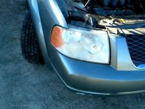 Headlamp Assembly 2007 FORD FREESTYLE Passenger Side