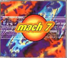 Mach 7 - United States Of Japan - CDM - 1995 - Eurodance 4TR