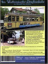 Die Woltersdorfer Straßenbahn im Wandel der Zeiten *******  (DDR Kult inklusive)