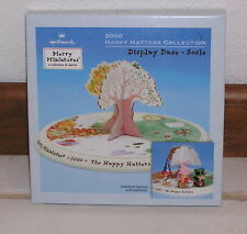 Hallmark Merry Miniature 2000 Happy Hatters Display Base New