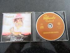 """PALISANDRO """"UMBRAL"""" RARE CD ANDES FOLK PAN PIPES"""