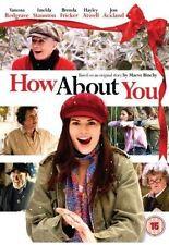 HOW ABOUT YOU VANESSA REDGRAVE IMELDA STAUNTON HIGH FLIERS UK REGION 2 DVD NEW
