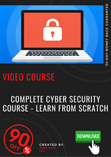 Complete Cyber Security Course - Learn From Scratch video tutorial