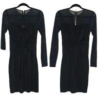 """TedBaker London """"Veeri"""" Black Jewel Dress 6US//2TB Brand New"""