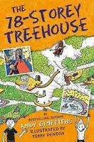 The 78-Storey Treehouse (The Treehouse Books) by Griffiths, Andy, Paperback Book