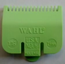 WAHL CLIPPER ATTACHMENT COMB SIZE 0.5 (1/2 - HALF) (1.5mm)