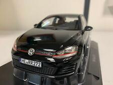 Norev Volkswagen Golf GTI 2013 Black 1/18 188550 0720 1