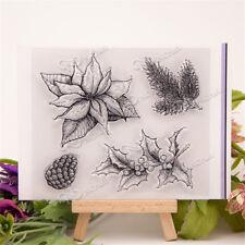 Vivid Ananas und Blume Stempel Scrapbooking Foto Album dekorativ  RH