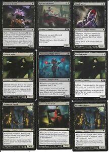 Pauper Vampires - MTG-Custom Casual Deck -Full 60 Card Deck -Magic the Gathering