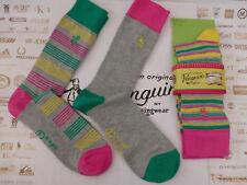 Original Penguin Sports Sock 148 Training UK 7-11 Cushion Athletic 2p Socks