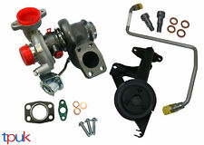 FORD FOCUS FIESTA TURBO TURBOCHARGER 1.6D TDCi DV6 90PS INC FITTING KIT