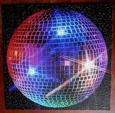 SPRINGBOK Jigsaw Puzzle DANCE !  DANCE ! DANCE !   - BEAUTIFUL DISCO BALL    CIB