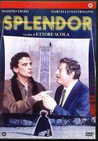 SPLENDOR (1989) di Ettore Scola - Massimo Troisi - DVD EX NOLEGGIO CECCHI GORI