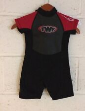 Junior Shorty Wetsuit 2-3 Year Old Brand New