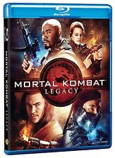 MORTAL KOMBAT : LEGACY I  -  Blu Ray - Sealed Region free for UK
