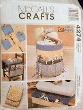McCall's 4274  sewing essentials