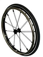 "Twin-Star Exchange 1 paar Rollstuhlräder 24"" x 1 -  12,0 mm"