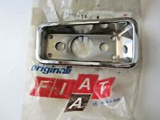 FIAT 850 SPIDER 1971-73 LEFT FRONT SIDE MARKER SURROUND NEW OLD STOCK
