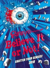 Ripley's Believe It or Not! 2018 (Annuals 2018) By No Author Details