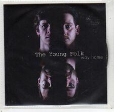 (GC842) The Young Folk, Way Home - 2014 DJ CD