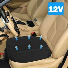 Cooling car Seat Cushion cover 12V Air Fan Ventilate Breathable Air Flow Holes