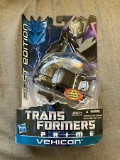 Transformers Prime First Edition Vehicon Deluxe Class