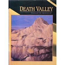 DEATH VALLEY paysage de merveille WALKER et HILBURN français illustré PHOTOS 199