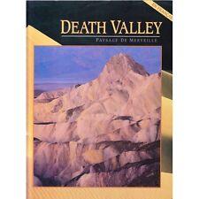 DEATH VALLEY paysage de merveille WALKER et HILBURN français illustré PHOTOS 199