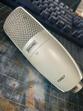 Shure Ksm27 Dynamic Cable Professional Microphone