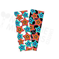 Star Burst Bookmarks - Book Reading School Party Bag Fillers Pack Sizes 6 - 48