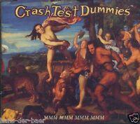 Crash Test Dummies - Mmm Mmm Mmm Mmm ♫ Maxi-Single-CD von 1993 ♫ FAST WIE NEU ♫