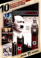 10 Film Collection: Stories of WWII (DVD, 2014, 2-Disc Set)